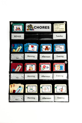 NEATLINGS Chore Chart Cultivate Contributing, Confident, Can-Do Kids! www.neatlings.com