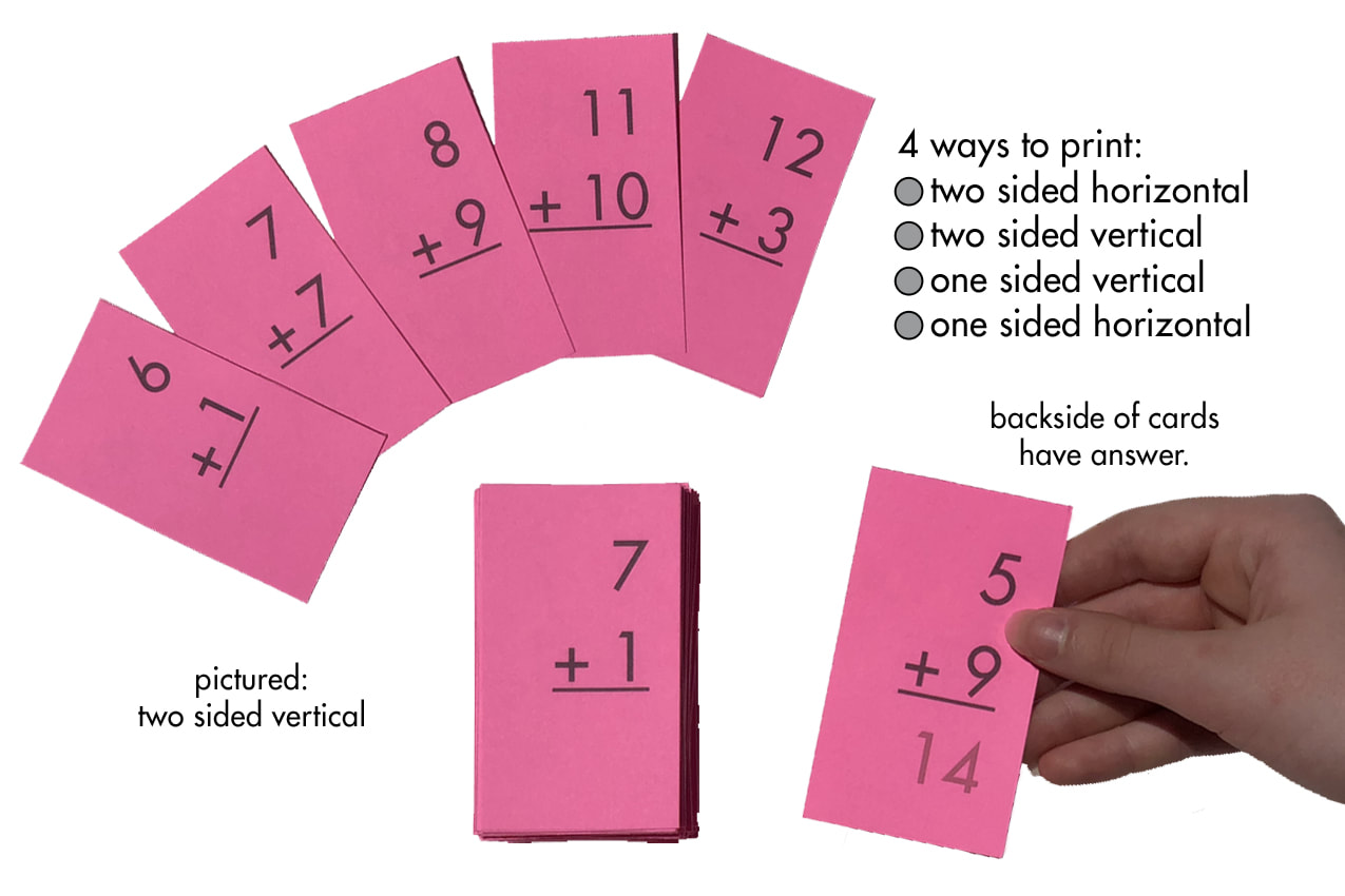 photo relating to Math Flash Cards Printable known as Math Flash Playing cards. All info for the duration of 12. Addition